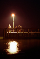 Late Night on the Dock